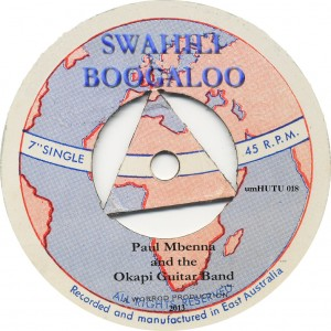 swahili boogaloo CD